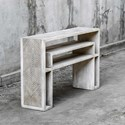 Uttermost Accent Furniture Genara Console Table