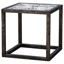 Uttermost Accent Furniture - Occasional Tables Baruti Iron Frame End Table - Item Number: 25840