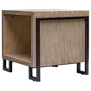 Uttermost Accent Furniture Kailor Modern End Table