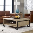 Uttermost Accent Furniture Kailor Modern Coffee Table