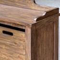 Uttermost Accent Furniture Ardusin Driftwood Hobby Cupboard