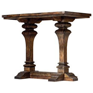 Percy Walnut Bar Table