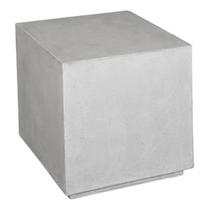 Uttermost Accent Furniture Zaire Industrial Cube Table