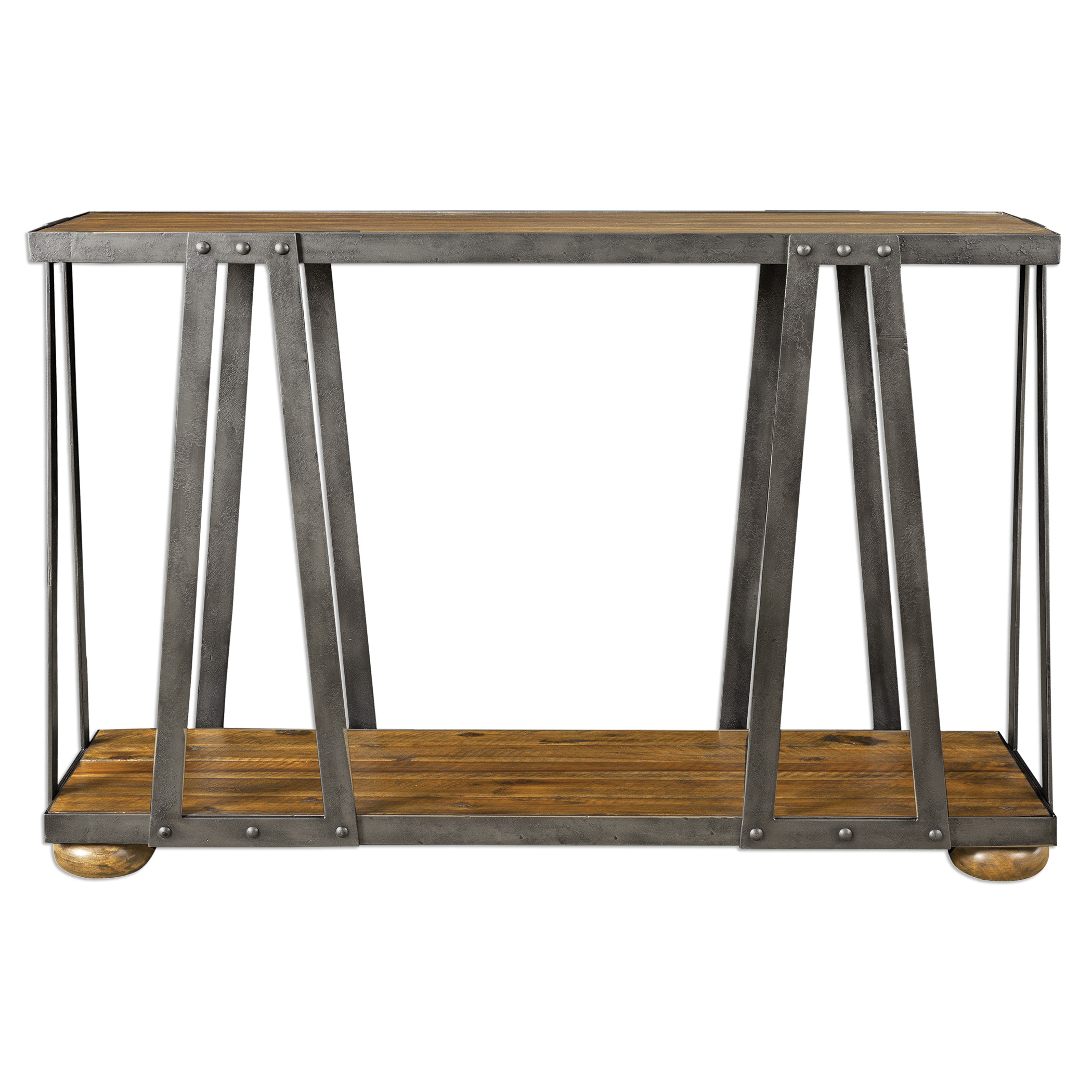 Uttermost Accent Furniture Vladimir Console Table - Item Number: 25912