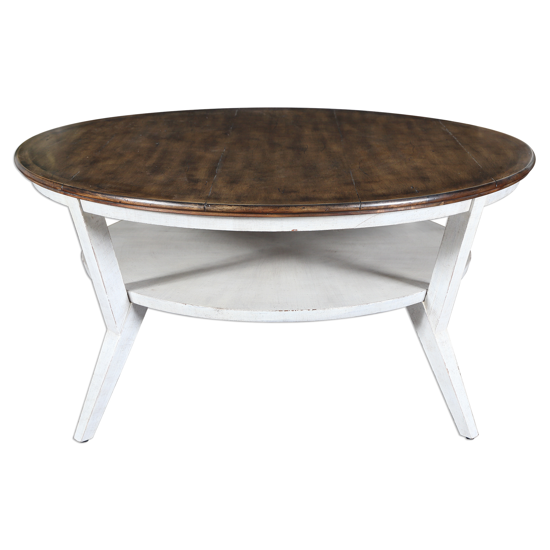 Uttermost Accent Furniture Delino Coffee Table - Item Number: 25914