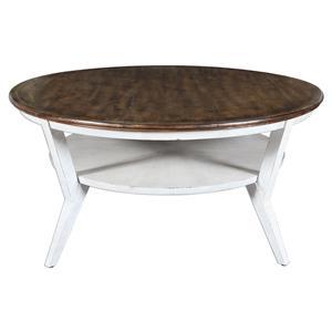 Uttermost Accent Furniture Delino Coffee Table