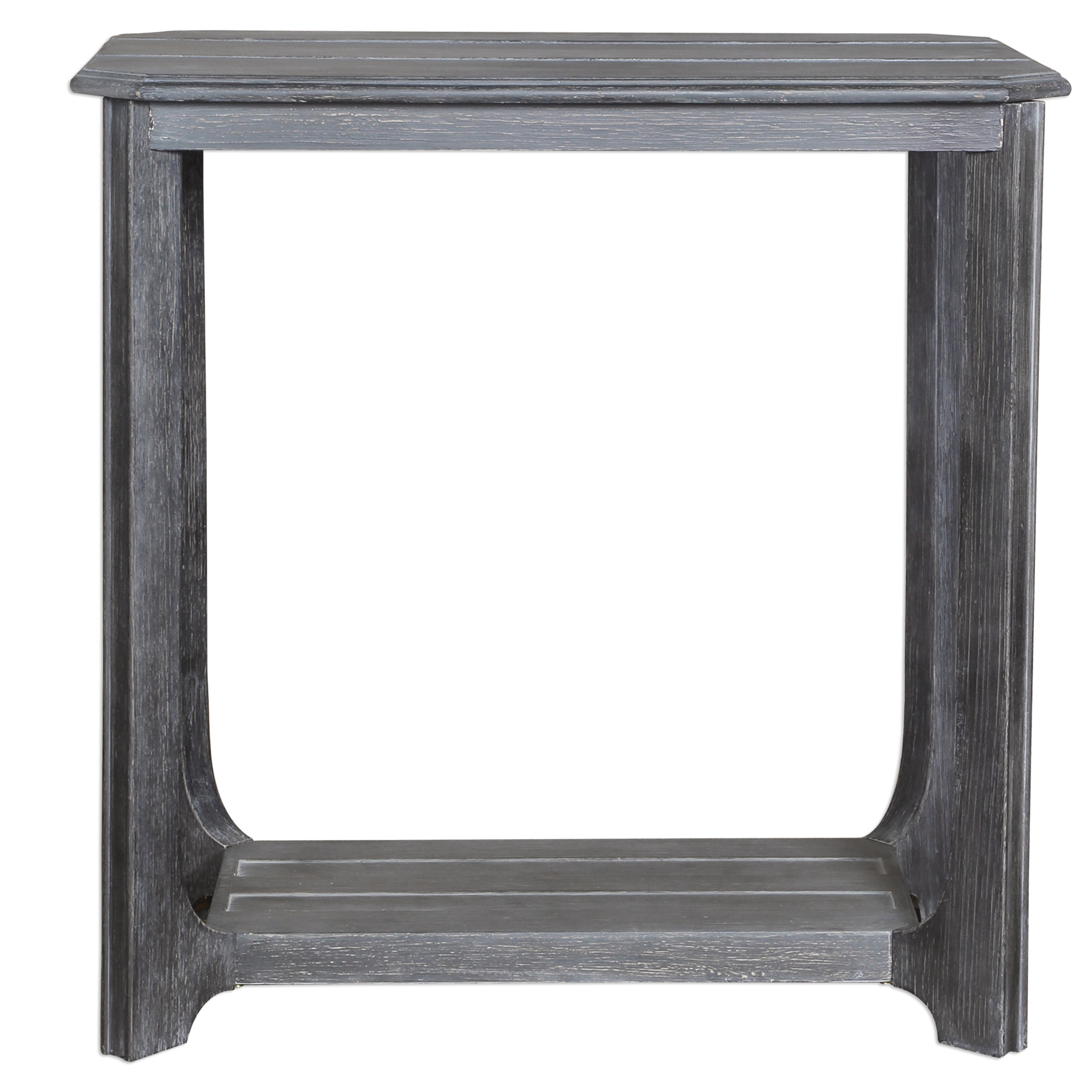 Uttermost Accent Furniture Garroway Wood End Table - Item Number: 25928