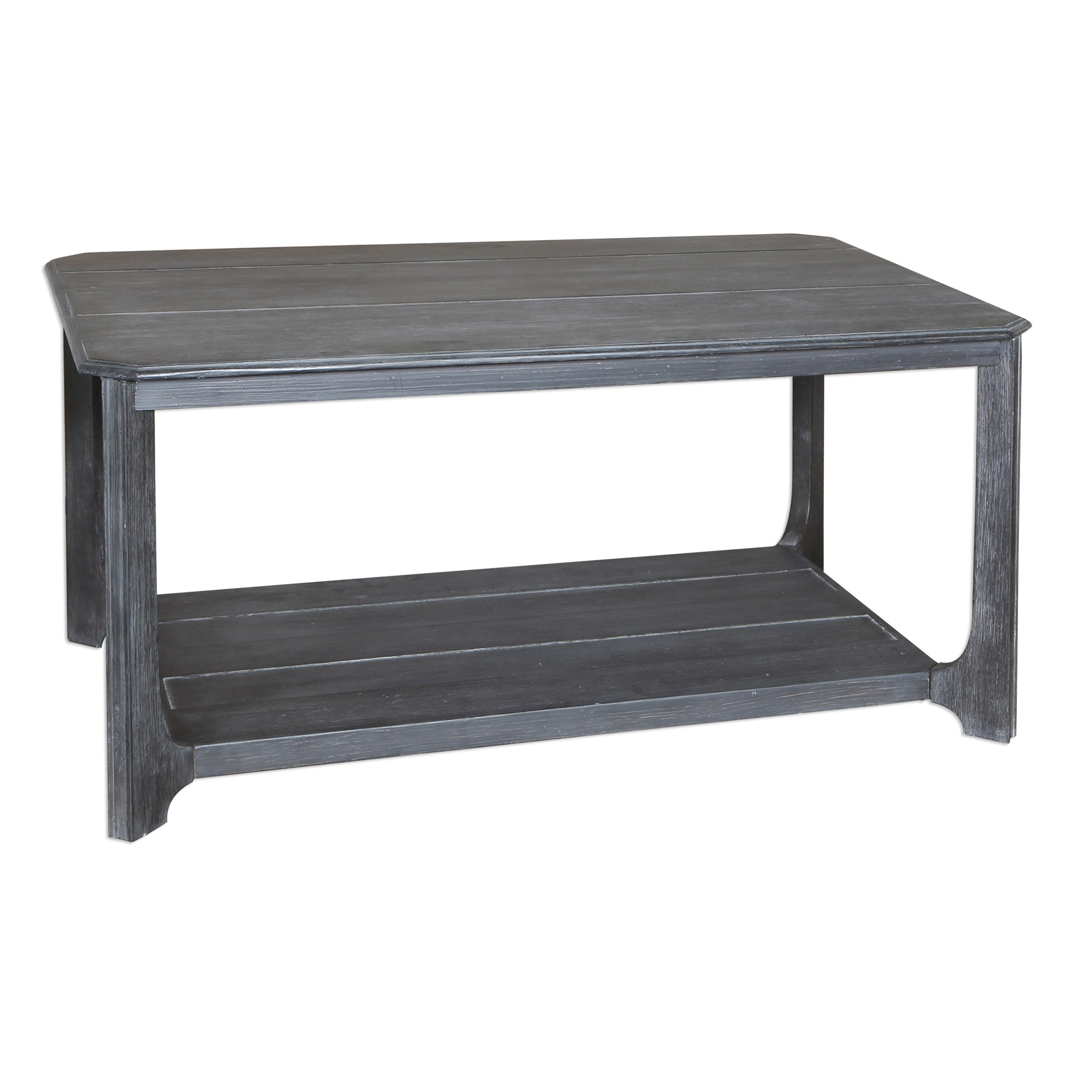 Uttermost Accent Furniture Garroway Wood Coffee Table - Item Number: 25930