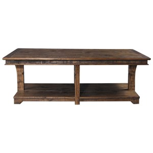 Uttermost Accent Furniture Ramsey Solid Wood Coffee Table