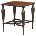 Uttermost Accent Furniture Varatella Kara Wood Accent Table - Item Number: 25973