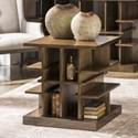 Uttermost Accent Furniture Simeto Multi-Level End Table