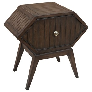 Anapo Retro Accent Table