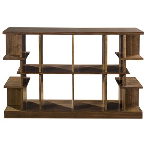 Uttermost Accent Furniture Simeto Multi-Level Console Table