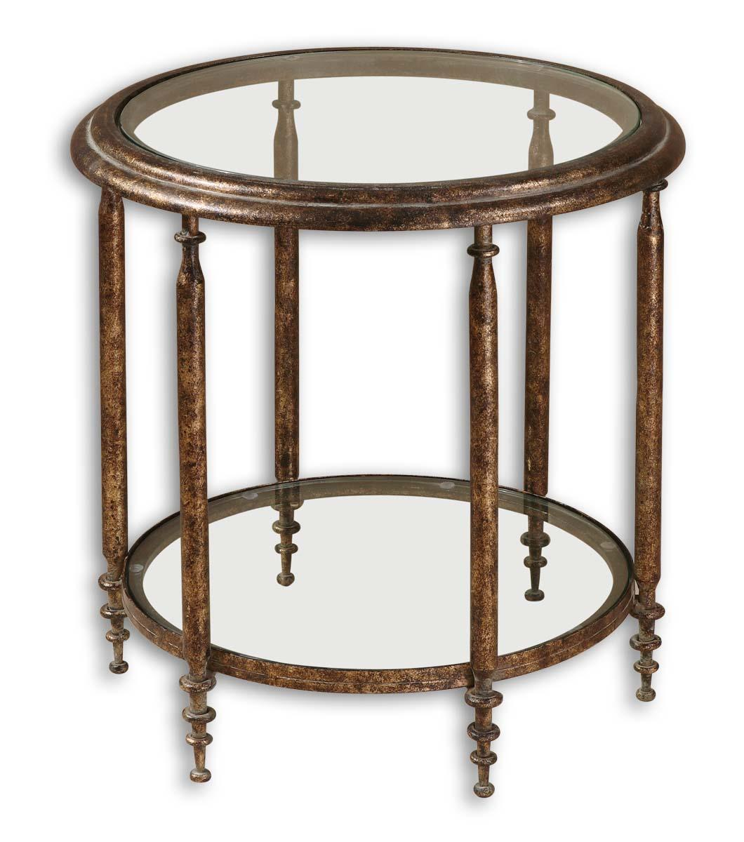 Uttermost Accent Furniture Leilani Accent Table - Item Number: 26011