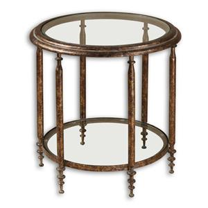 Uttermost Accent Furniture Leilani Accent Table