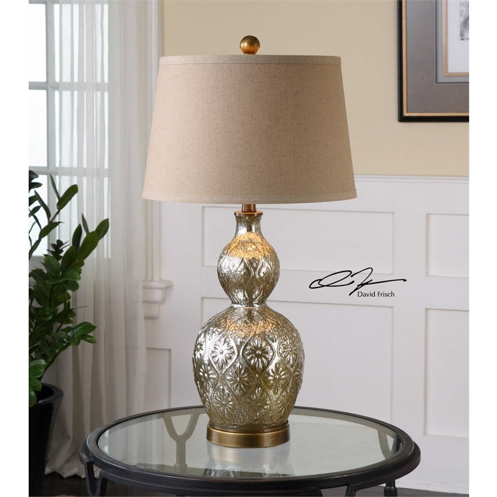 Pick Up End Table Lamps For Living Room Kmart: Uttermost Accent Furniture 26675 Diondra Table Lamp
