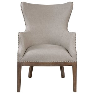 Uttermost Accent Furniture Adiris Accent Chair