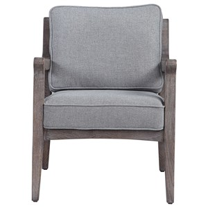 Jirina Seafoam Accent Chair