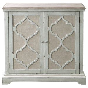 Sophie Sea Grey 2 Door Cabinet