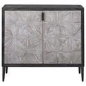 Uttermost Accent Furniture - Chests Laurentia 2 Door Accent Cabinet - Item Number: 24957