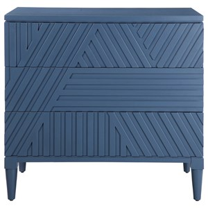 Colby Blue Drawer Chest