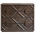 Uttermost Accent Furniture - Chests Mindra Drawer Chest - Item Number: 25458