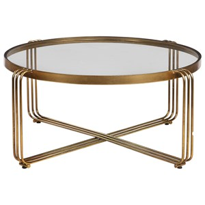 Hilde Bronze Coffee Table
