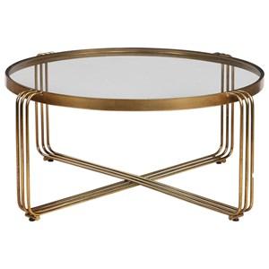 Hilde Bronze Coffee Table