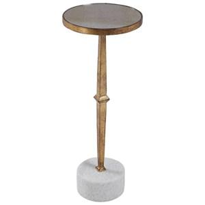 Miriam Round Accent Table