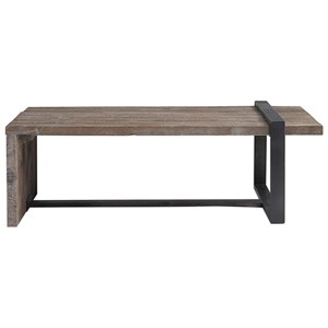 Genero Weathered Coffee Table