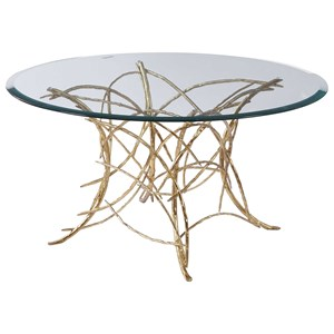 Amoret Glass Coffee Table