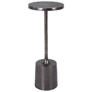 Sanaga Drink Table Nickel