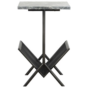 Sosa Marble Magazine Table