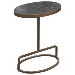 Jessenia Stone Accent Table