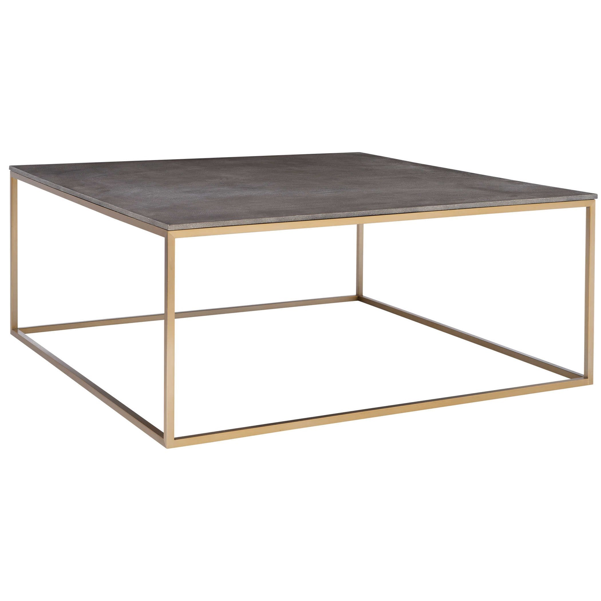 Accent Furniture - Occasional Tables Trebon Modern Coffee Table by Uttermost at Reid's Furniture