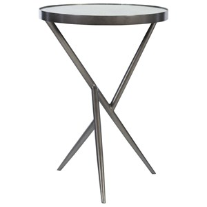 Absalom Round Accent Table