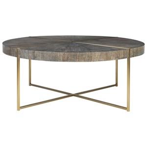 Taja Round Coffee Table
