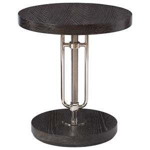 Emilian Adjustable Accent Table