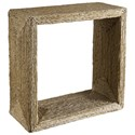 Uttermost Accent Furniture - Occasional Tables Rora Accent Table - Item Number: 25466