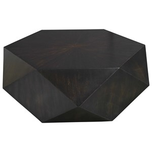 Volker Small Black Coffee Table