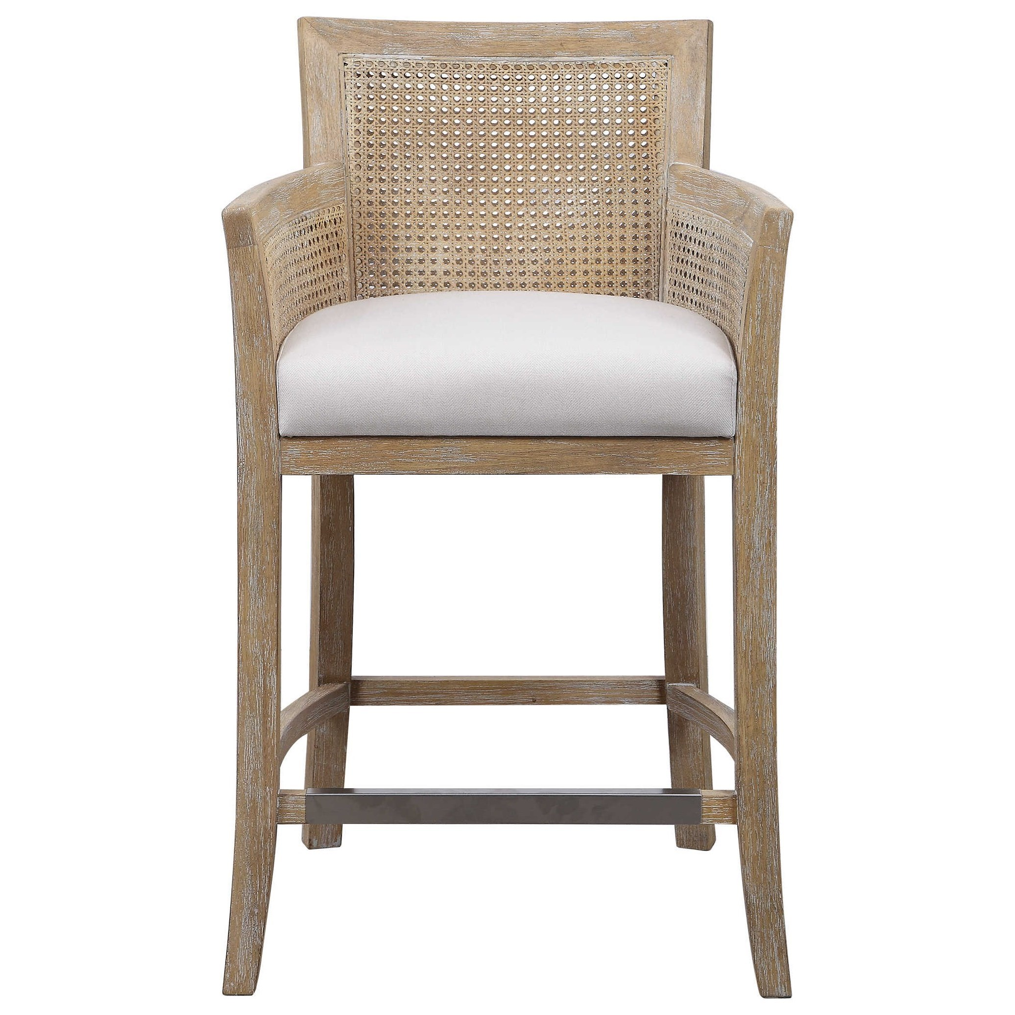 Accent Furniture - Stools Encore Counter Stool by Uttermost at Factory Direct Furniture
