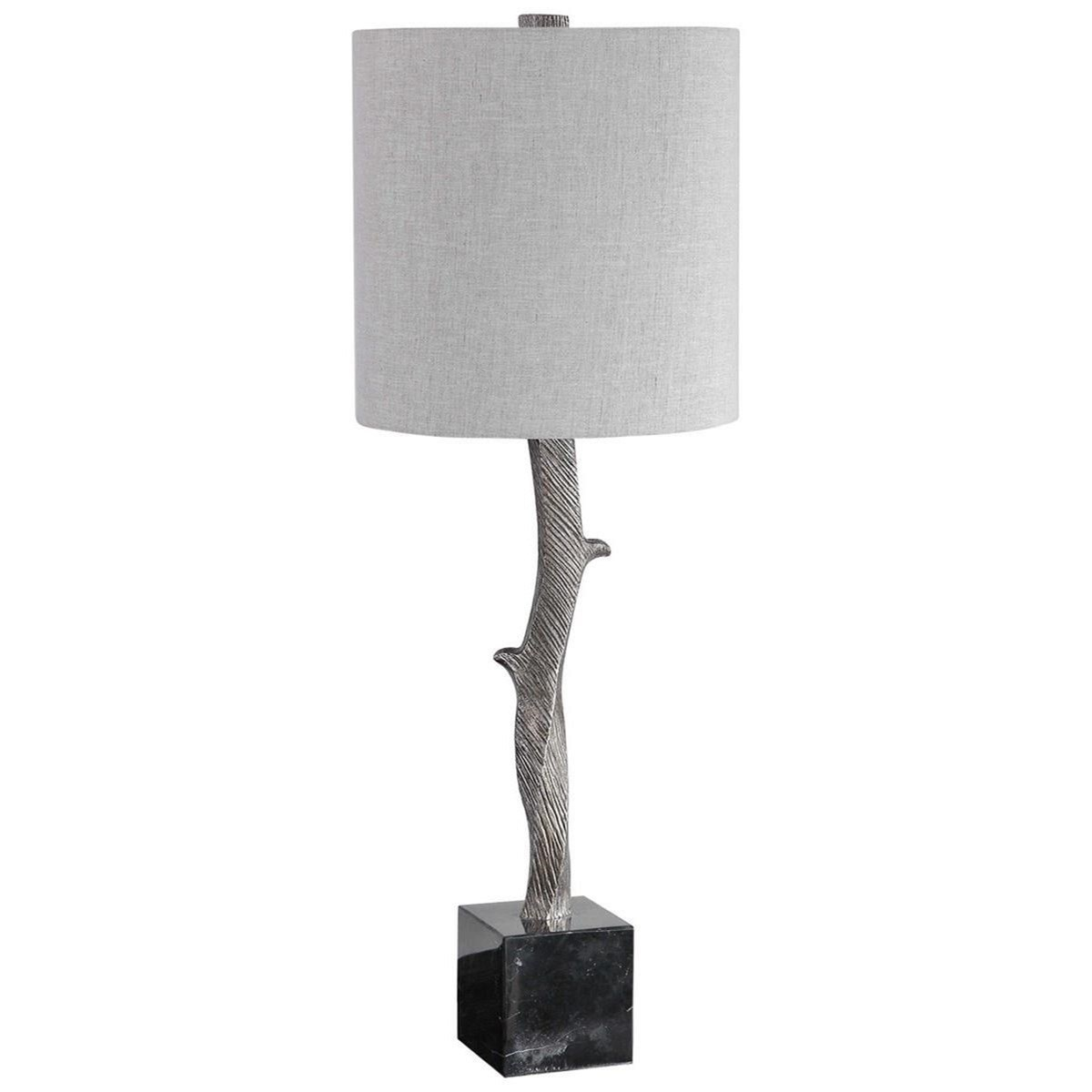 Accent Lamps Iver Branch Accent Lamp by Uttermost at Dunk & Bright Furniture