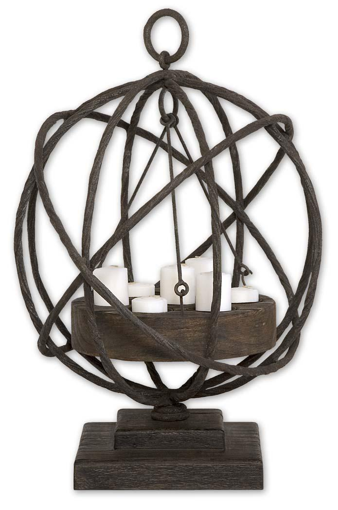Uttermost Accessories Sammy Candleholder - Item Number: 17059