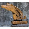 Uttermost Accessories Teak Horse Sculpture