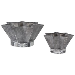 Kayden Star-Shaped Bowls (Set of 2)