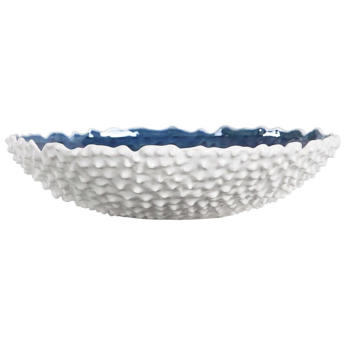 Ciji White Bowl