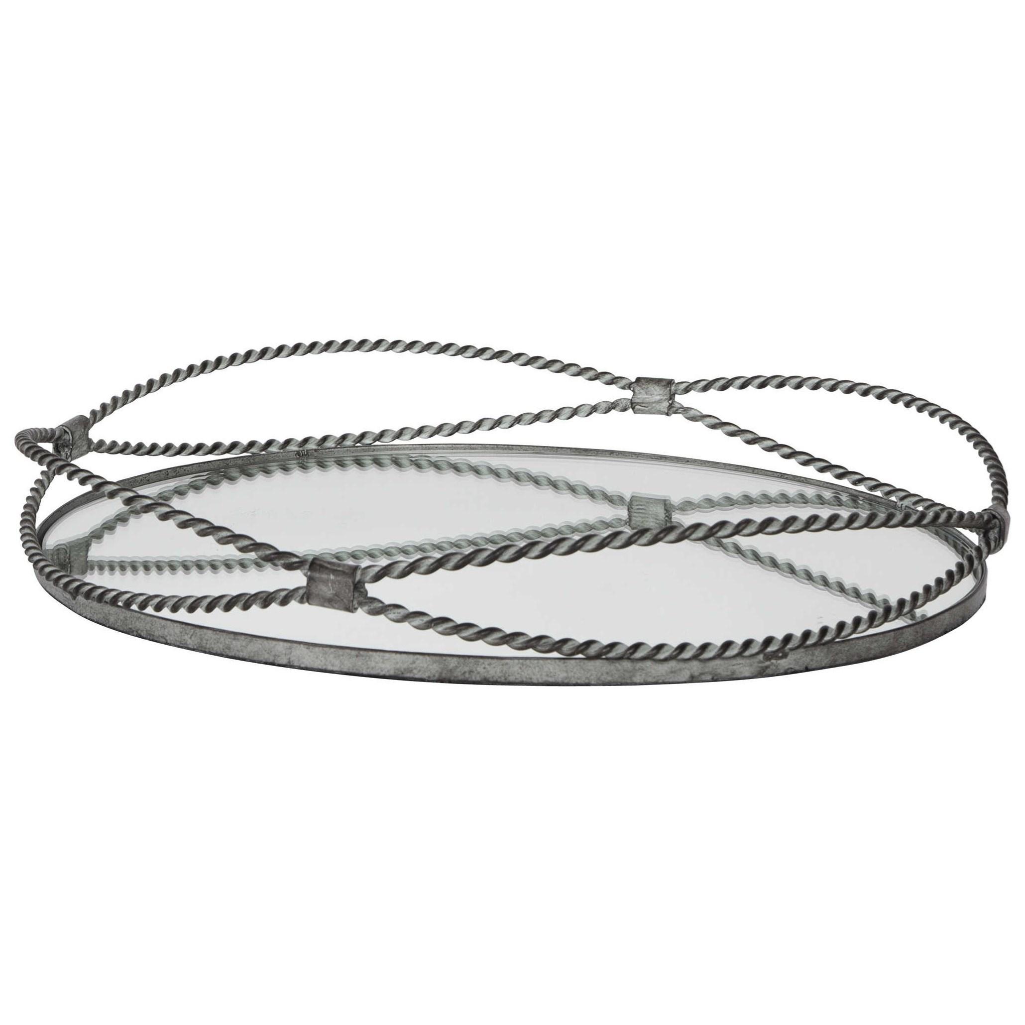 Maori Twisted Iron Tray
