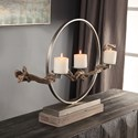 Uttermost Accessories Ameera Twig Candleholder