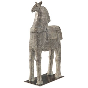 Uttermost Accessories Mark Abstract Horse Sculpture