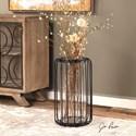 Uttermost Accessories Zariah Cage Vase